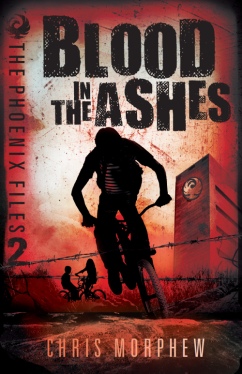 Blood in the Ashes cover