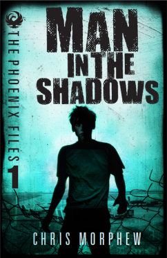 Man in the Shadows cover